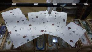 紙平袋サンプル